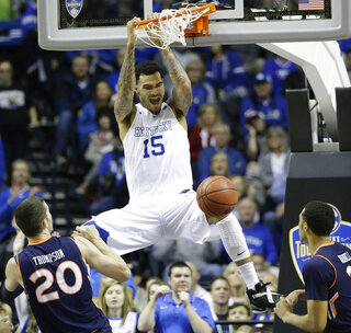 APTOPIX SEC Auburn Kentucky Basketball