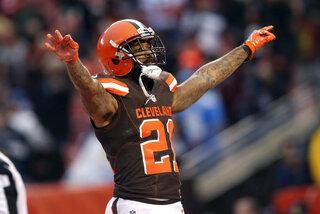 Browns Cardinals Trade Football