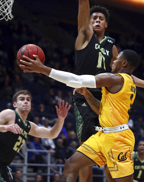 Cal Poly California Basketball