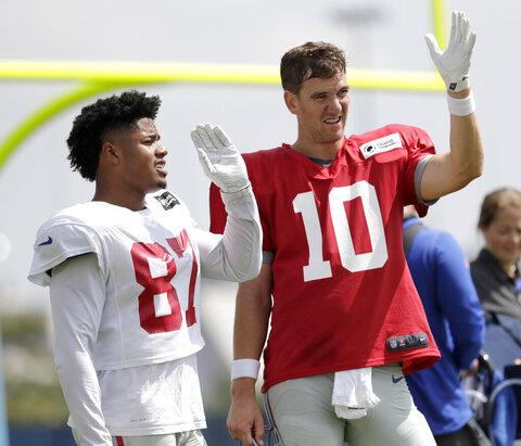 Giants Football
