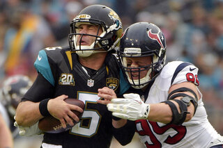 Blake Bortles, J.J. Watt