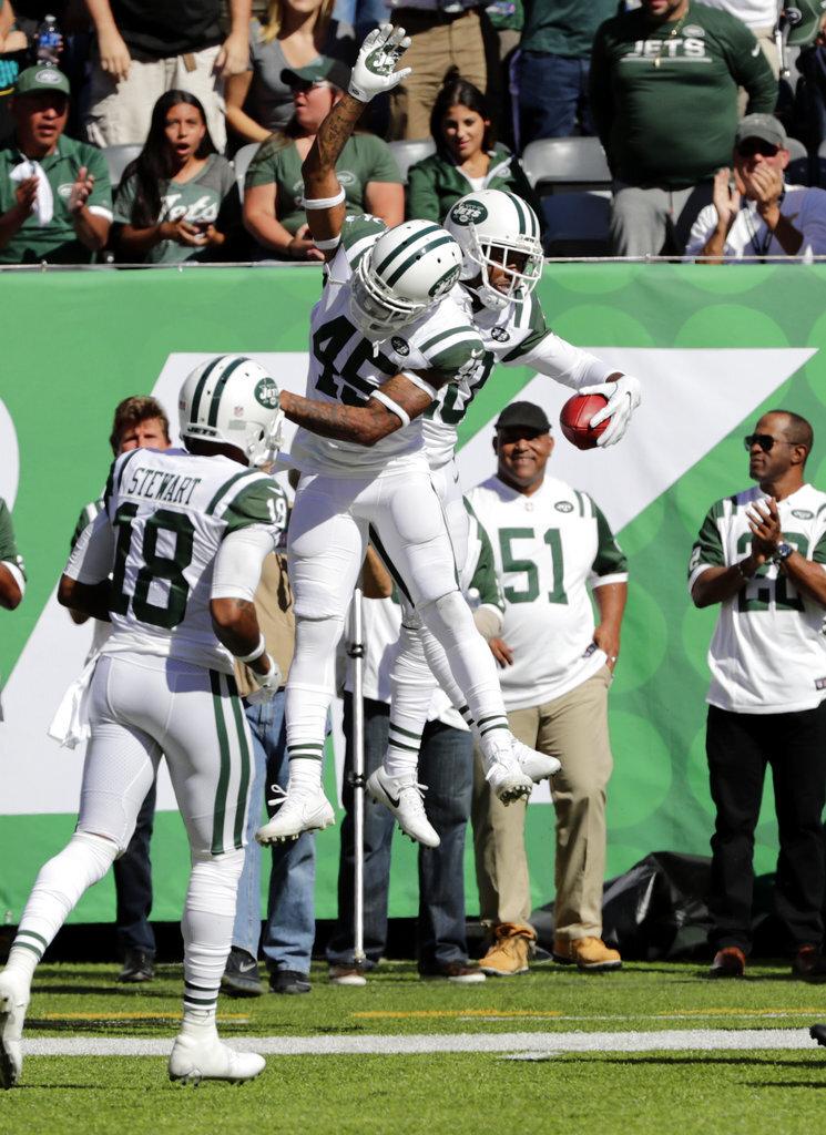Jaguars Jets Football