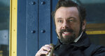 This image released by Universal Pictures shows Michael Sheen in a scene from
