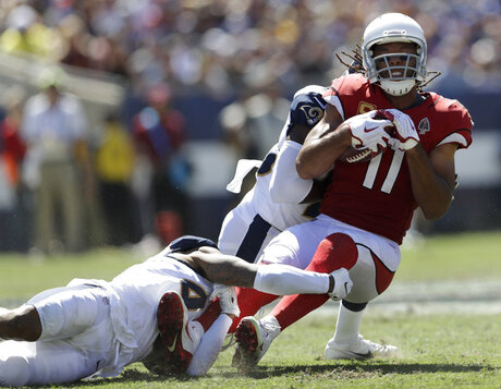 Cardinals-Chargers Preview Football