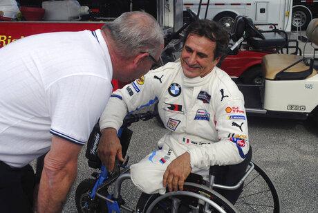 IMSA Daytona Zanardi Auto Racing