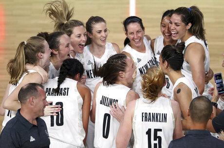 Australia Commonwealth Games Basketball