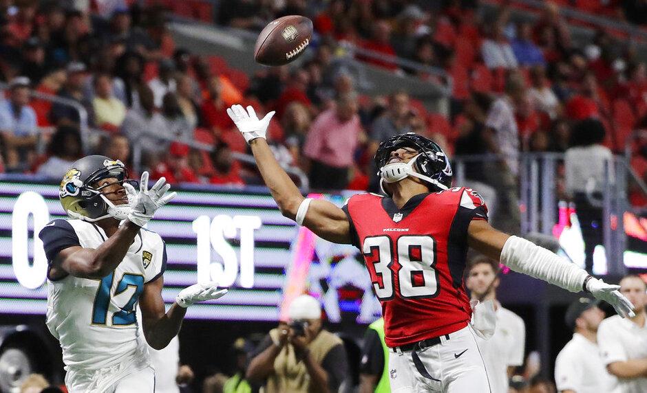 Jaguars Falcons Football