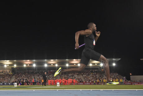 Australia Nitro Athletics Bolt