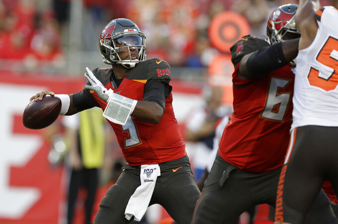Struggling Buccaneers, 49ers hopeful for turnaround seasons