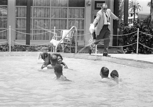 Civil Rights Swimming Pool