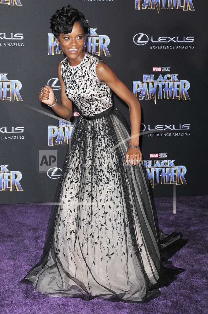 "CA: Marvel Studios' ""Black Panther"" Los Angeles Premiere - A"