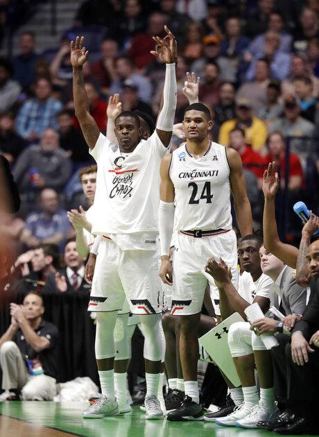 NCAA Georgia State Cincinnati Basketball