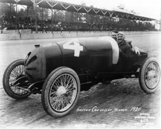 Indy 500 1920 Countdown Race 8 Auto Racing
