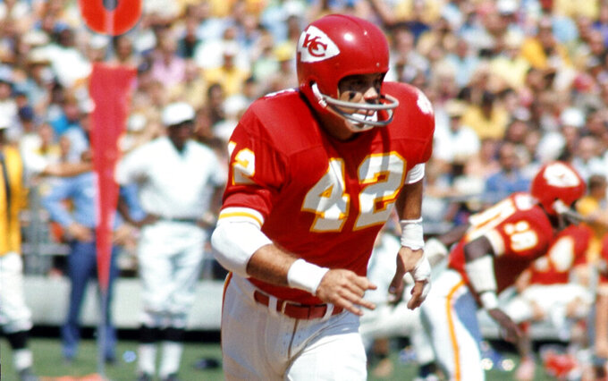 HOF Preview: AFL-NFL star Robinson headed to Hall of Fame