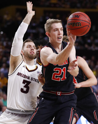 Utah Arizona St Basketball