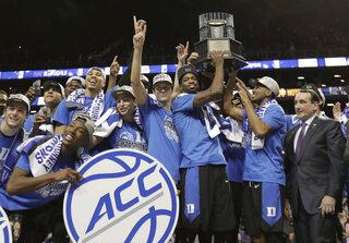 ACC Duke Notre Dame Basketball