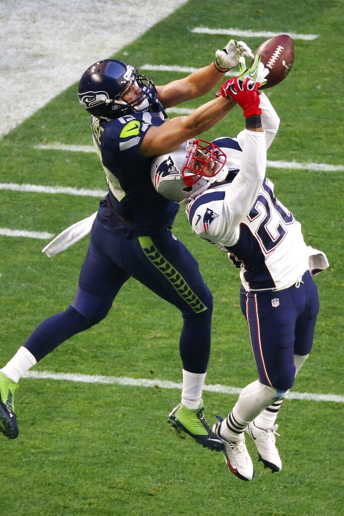 Logan Ryan, Jermaine Kearse