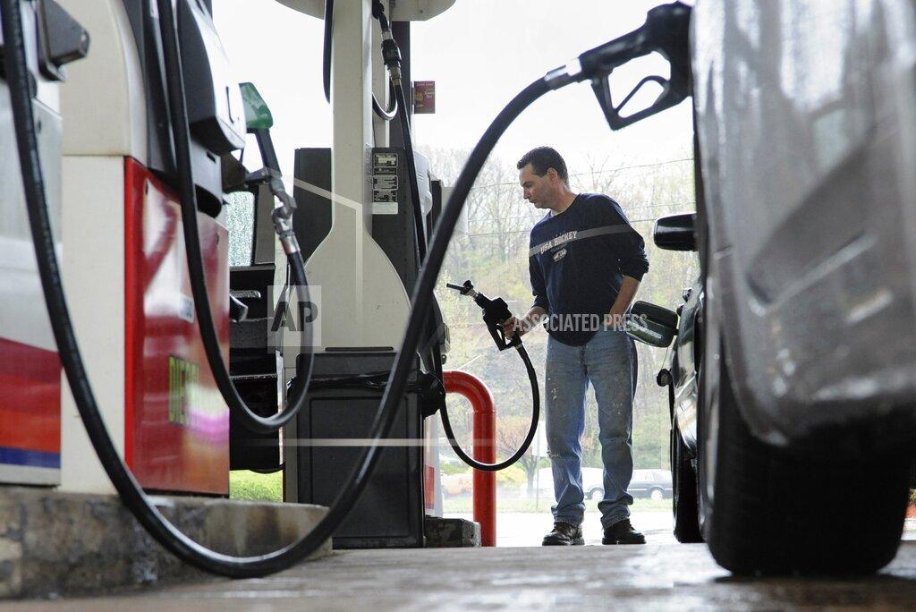 AP Poll Gas Prices