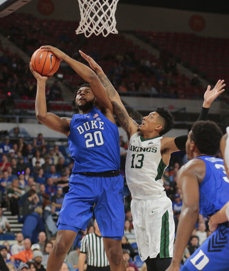 Marques Bolden, Jamie Orme