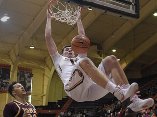 Iona Oregon St Basketball