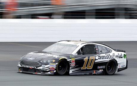 NASCAR Almirola Rise Auto Racing