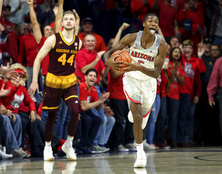 Arizona St Arizona Basketball