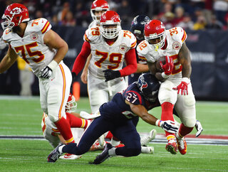 Spencer Ware, Quintin Demps