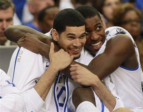 APTOPIX NCAA Kentucky Baylor Basketball