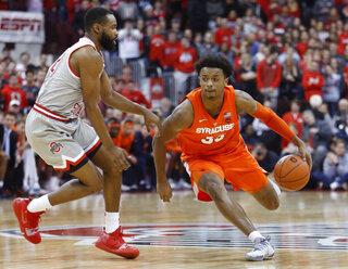 Syracuse Ohio St Basketball
