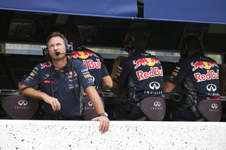 F1 Red Bull Honda