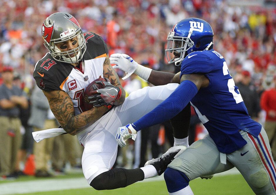 Mike Evans, Landon Collins