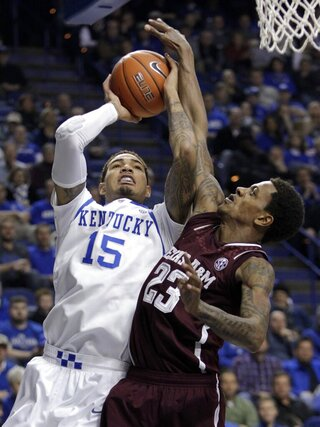 Willie Cauley-Stein, Kyle Dobbins