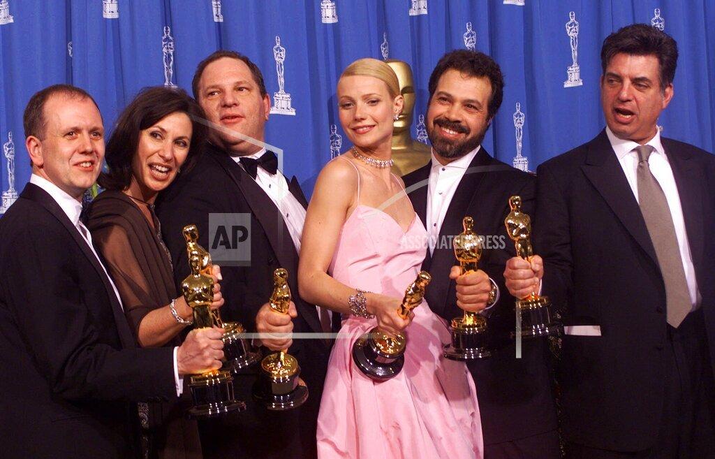 Associated Press Domestic News California United States Entertainment, celebrities OSCARS