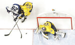 Winnipeg Jets center Paul Stastny (25) scores a goal between Nashville Predators defenseman Roman Josi (59), of Switzerland, and goalie Pekka Rinne (35), of Finland, during the first period in Game 7 of an NHL hockey second-round playoff series Thursday, May 10, 2018, in Nashville, Tenn. The Jets won 5-1 and advanced to the Western Conference final. (AP Photo/Mark Humphrey)