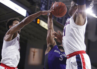 North Alabama Gonzaga Basketball