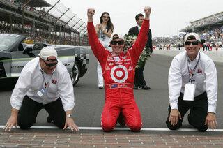 Indy 500 2007 Race 92 Auto Racing