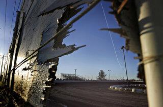 Raceway Crash California Auto Racing