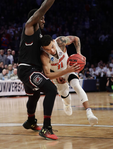 AP Top 25 Basketball