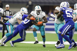 Anthony Walker, Frank Gore2