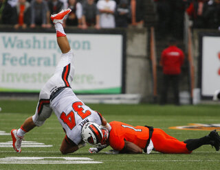 Idaho St Oregon St Football