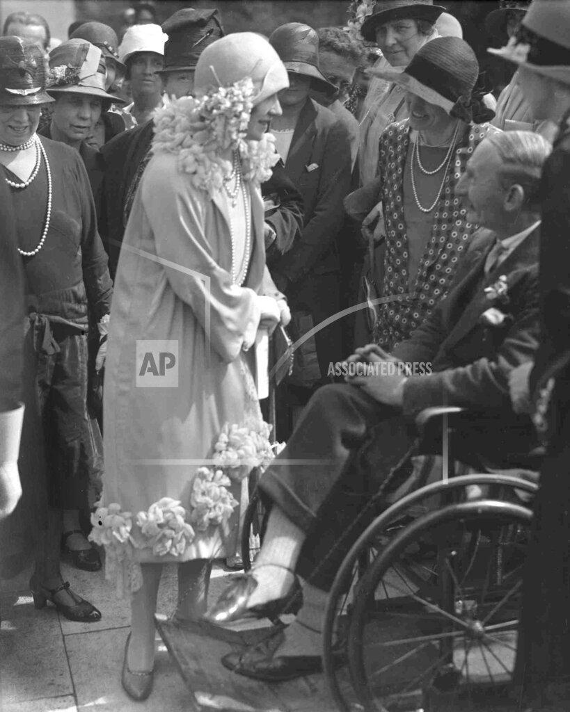 Watchf Associated Press International News   England APHSL7375 England Duchess of York