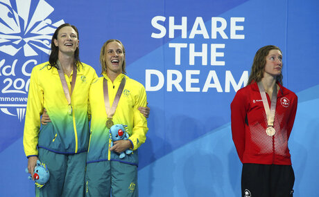 Australia Commonwealth Games Swimming