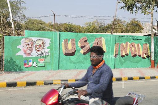 India US Trump