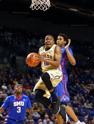 SMSU Tulsa Basketball