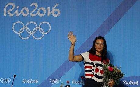 Rio Olympics Pole Vaulter Retires