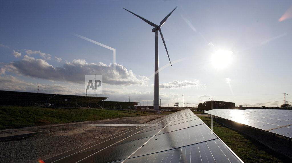 Outtakes AP F A NJ USA OTKME102 Wind Power