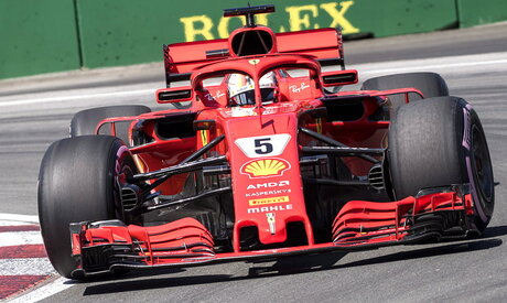 F1-Canadian GP Auto Racing