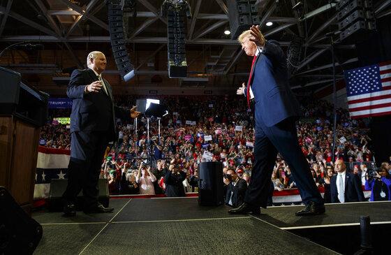 Donald Trump, rush limbaugh