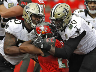 Doug Martin, Stephone Anthony, Nick Fairley