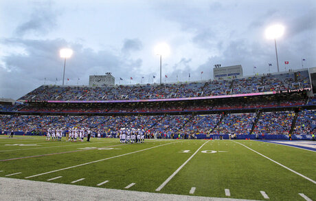 Bills Stadium Naming Rights Football